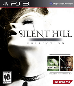 Silent Hill 3 HD PS3