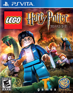LEGO Harry Potter: Years 5-7 Vita Vita