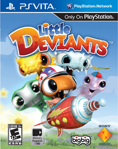 Little Deviants Vita