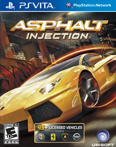 Asphalt Injection Vita