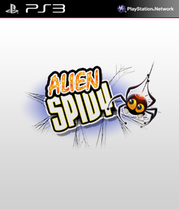 Alien Spidy PS3