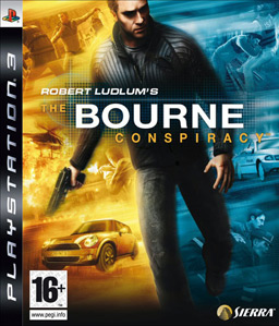 Bourne Conspiracy PS3