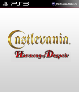 Castlevania: Harmony of Despair PS3