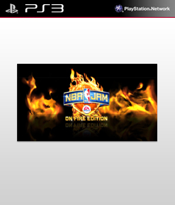 NBA JAM: On Fire Edition PS3