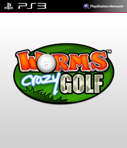 Worms Crazy Golf PS3