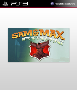 Sam & Max - Beyond Time & Space: Ep 5 - What\'s New, Beelzebub? PS3