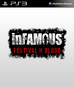 inFAMOUS: Festival of Blood PS3