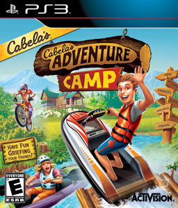 Cabela\'s Adventure Camp PS3