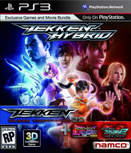 Tekken Tag Tournament HD PS3