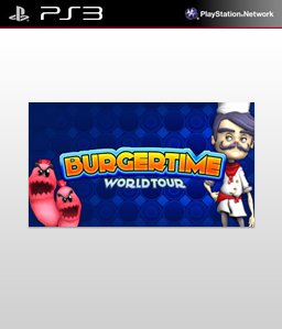 BurgerTime World Tour PS3