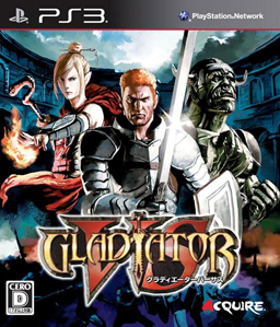 GLADIATOR VS PS3