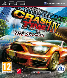 Crash Time 4 - The Syndicate PS3