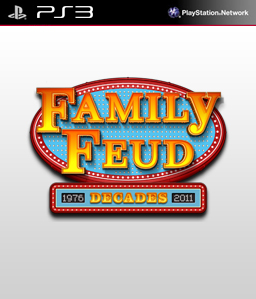 Family Feud Decades PS3