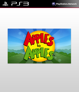 Apples to Apples PS3