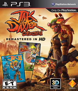 Jak and Daxter: The Precursor Legacy PS3