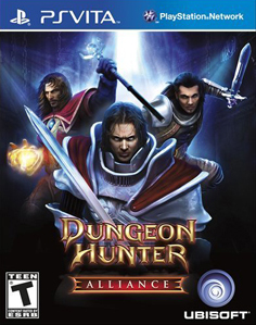 Dungeon Hunter: Alliance Vita Vita