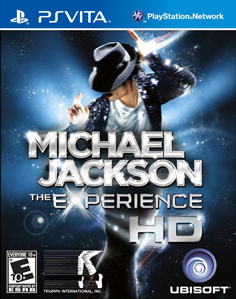 Michael Jackson: The Experience HD Vita Vita