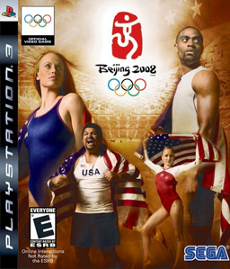 Beijing 2008: The Official Video Game PS3
