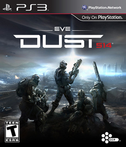 Dust 514 PS3