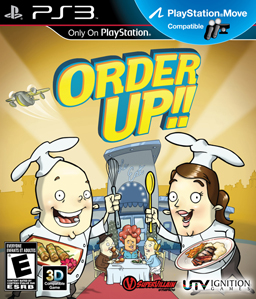 Order Up!! PS3