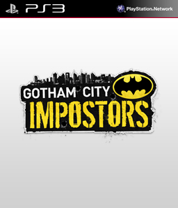 Gotham City Impostors PS3