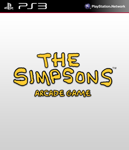 The Simpsons Arcade Game PS3