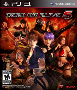 Dead or Alive 5 PS3