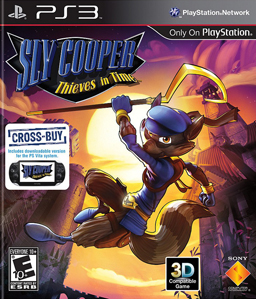 Sly Cooper: Thieves in Time Vita