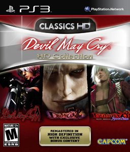 Devil May Cry 3 HD PS3