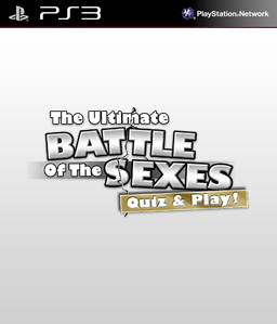 The Ultimate Battle of the Sexes: Quiz & Play! PS3