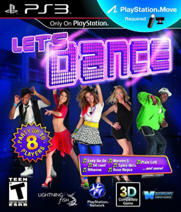 Let\'s Dance PS3
