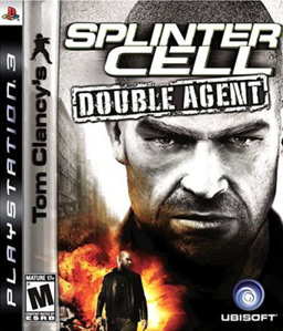 Tom Clancy\'s Splinter Cell: Double Agent PS3