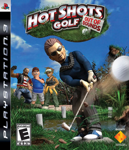 Hot Shots Golf: Out of Bounds PS3