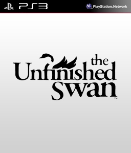 The Unfinished Swan PS3