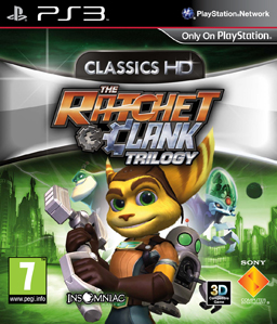 Ratchet & Clank: Up Your Arsenal PS3