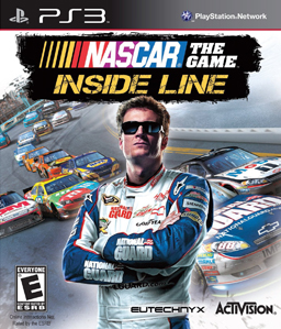 Nascar The Game: Inside Line PS3
