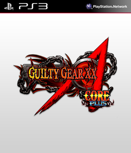 Guilty Gear XX Accent Core Plus PS3