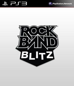 Rock Band Blitz PS3