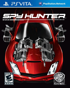Spy Hunter Vita