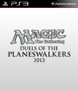 Magic: The Gathering - Duels of the Planeswalkers 2013 PS3