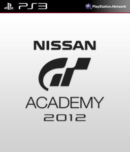 GT Academy 2012 PS3