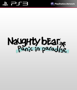 Naughty Bear: Panic in Paradise PS3