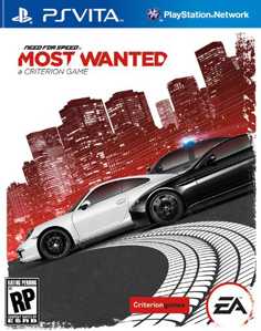 Need for Speed: Most Wanted Vita Vita
