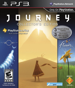 Journey Collector\'s Edition PS3