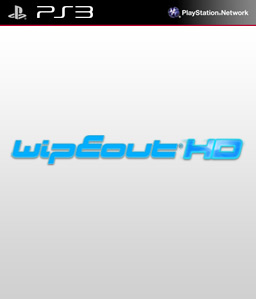 WipEout HD PS3