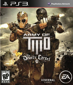 Army of Two: The Devil\'s Cartel PS3