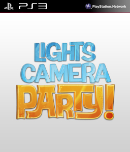 Lights, Camera, Party! PS3