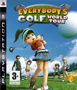 Everybody\'s Golf: World Tour PS3