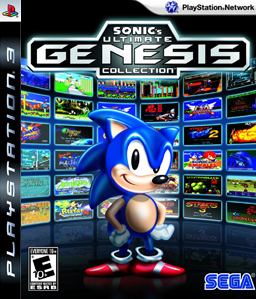 Sonic\'s Ultimate Genesis Collection PS3