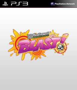 Wicked Monsters BLAST! PS3